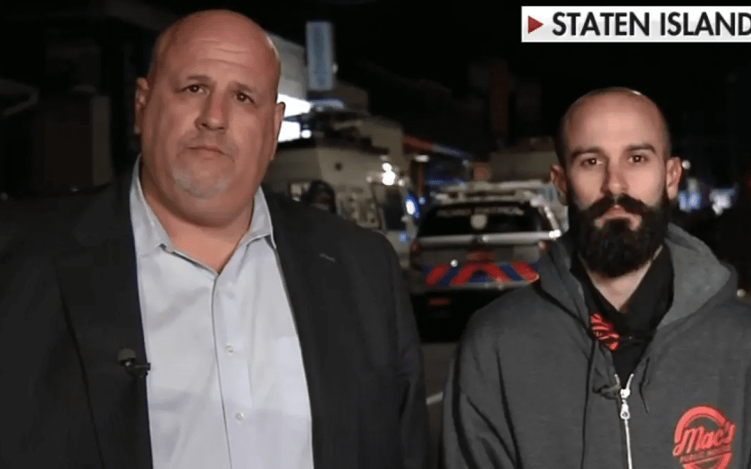 Staten Island bar co-owner speaks out after arrest for defying New York COVID-19 orders